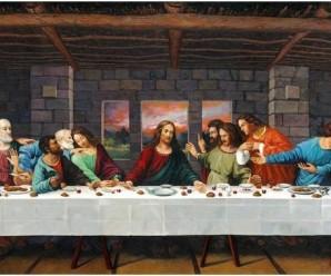 《最后的晚餐》的秘密  [安商洪上帝]