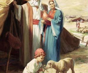 撒拉预像母亲上帝!